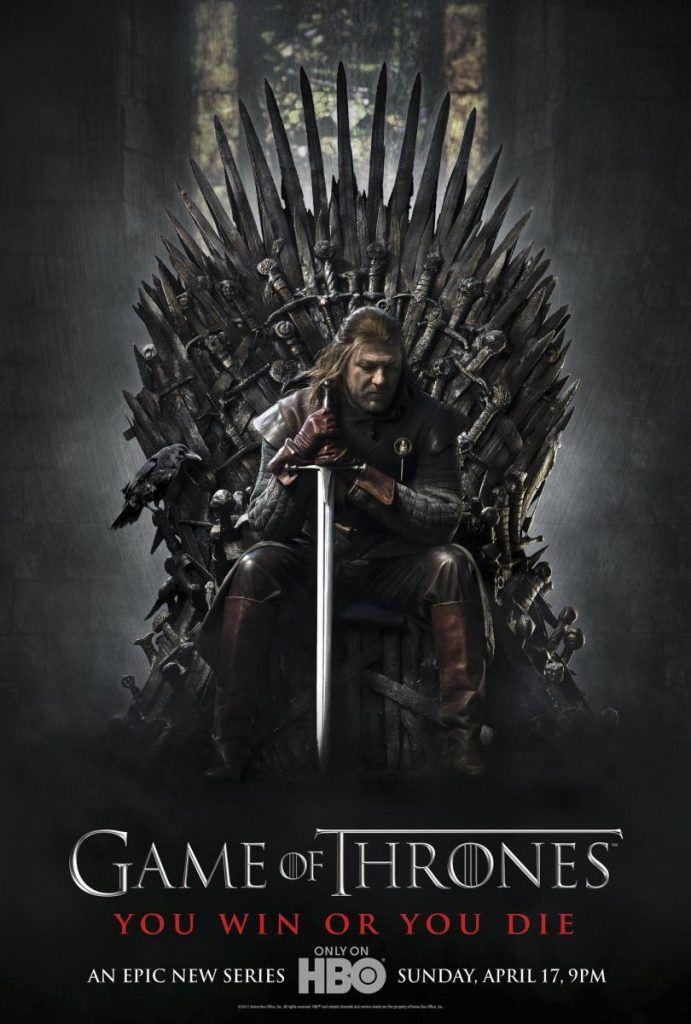 Game of thrones - Gestión de proyectos cinematográficos
